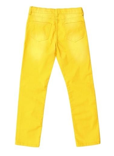 Funky Rocks Pantolon Sarı